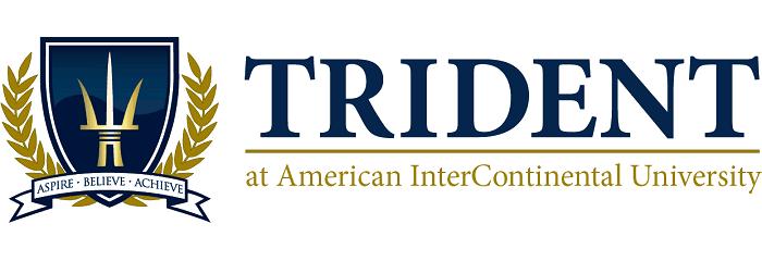 Trident at AIU logo