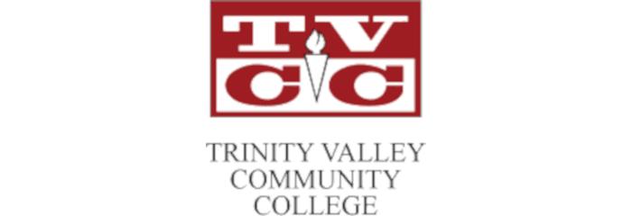 Trinity Valley Community College logo