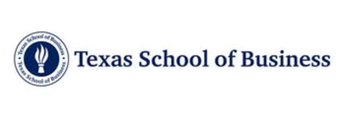 Texas School of Business logo