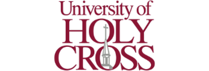 University of Holy Cross logo