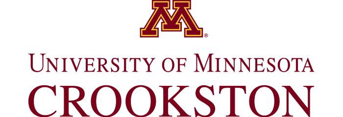 University of Minnesota-Crookston logo