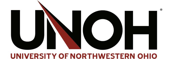University of Northwestern Ohio logo