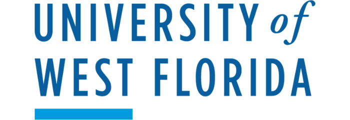 The University of West Florida logo