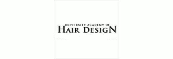 University Academy of Hair Design logo