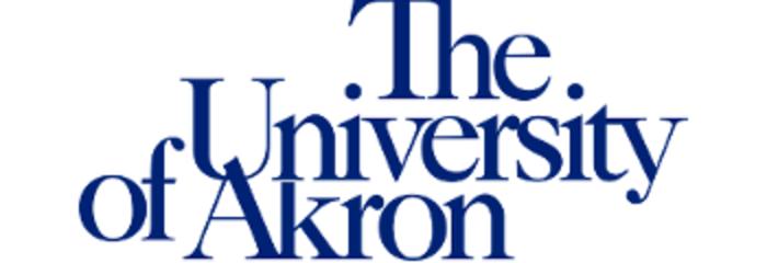 University of Akron logo