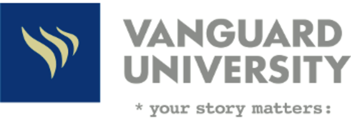Vanguard University logo