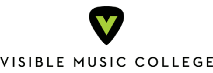 Visible Music College logo