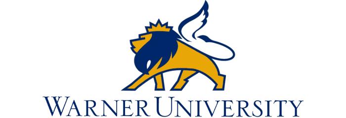 Warner University logo