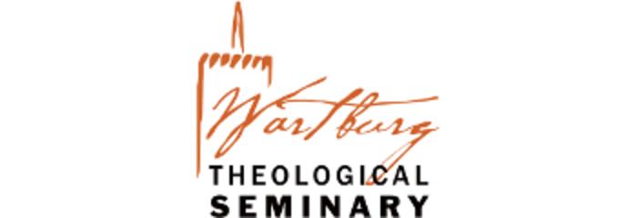 Wartburg Theological Seminary logo