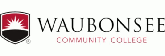 Waubonsee Community College logo