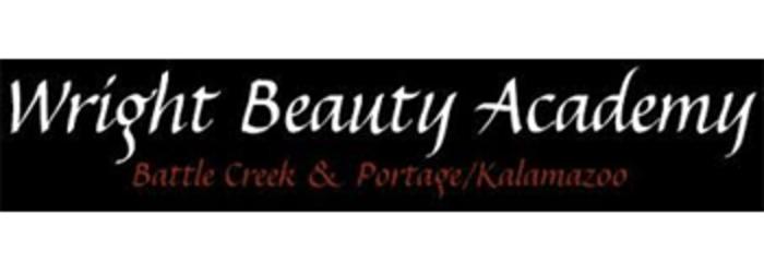 Wright Beauty Academy logo