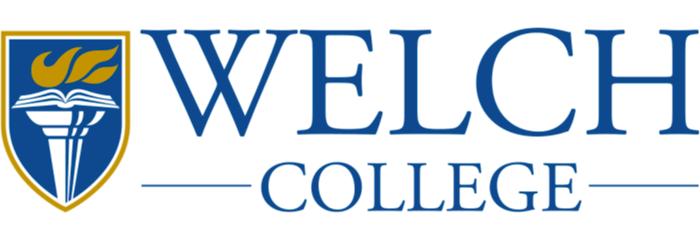 Welch College logo